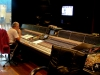 Kokoda at Studios 301 - John Haeny at the huge Neve Console