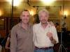 Kokoda at Studios 301 - Composer John Gray and Conductor Bill Motzing