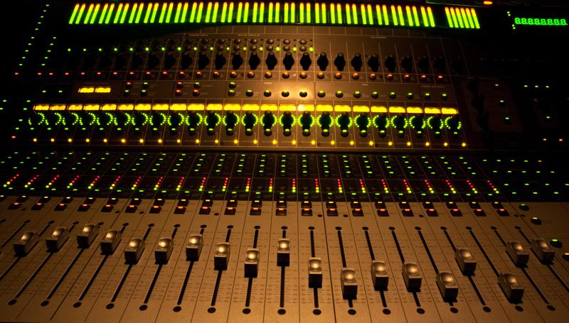 Sunny Hills Studios Control|24 Mixing Console