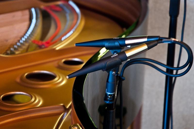 Sunny Hills Studios Yamaha - DPA-4090 Omni's