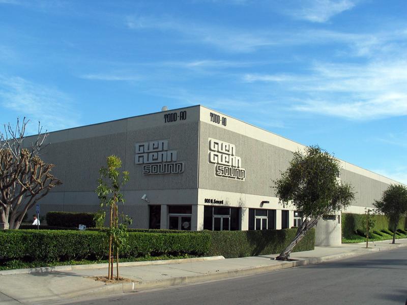 Todd-AO Building
