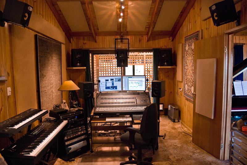 Sunny Hills Studios Mixing Suite