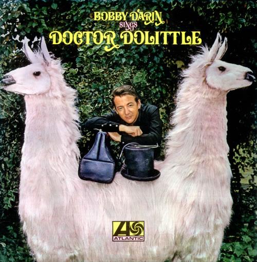 Bobby Darin Sings Dr.Dolittle
